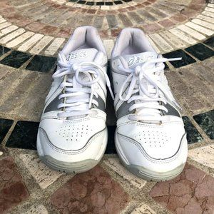 Asics Gel GamePoint Boy's Tennis Shoes Size 1.5